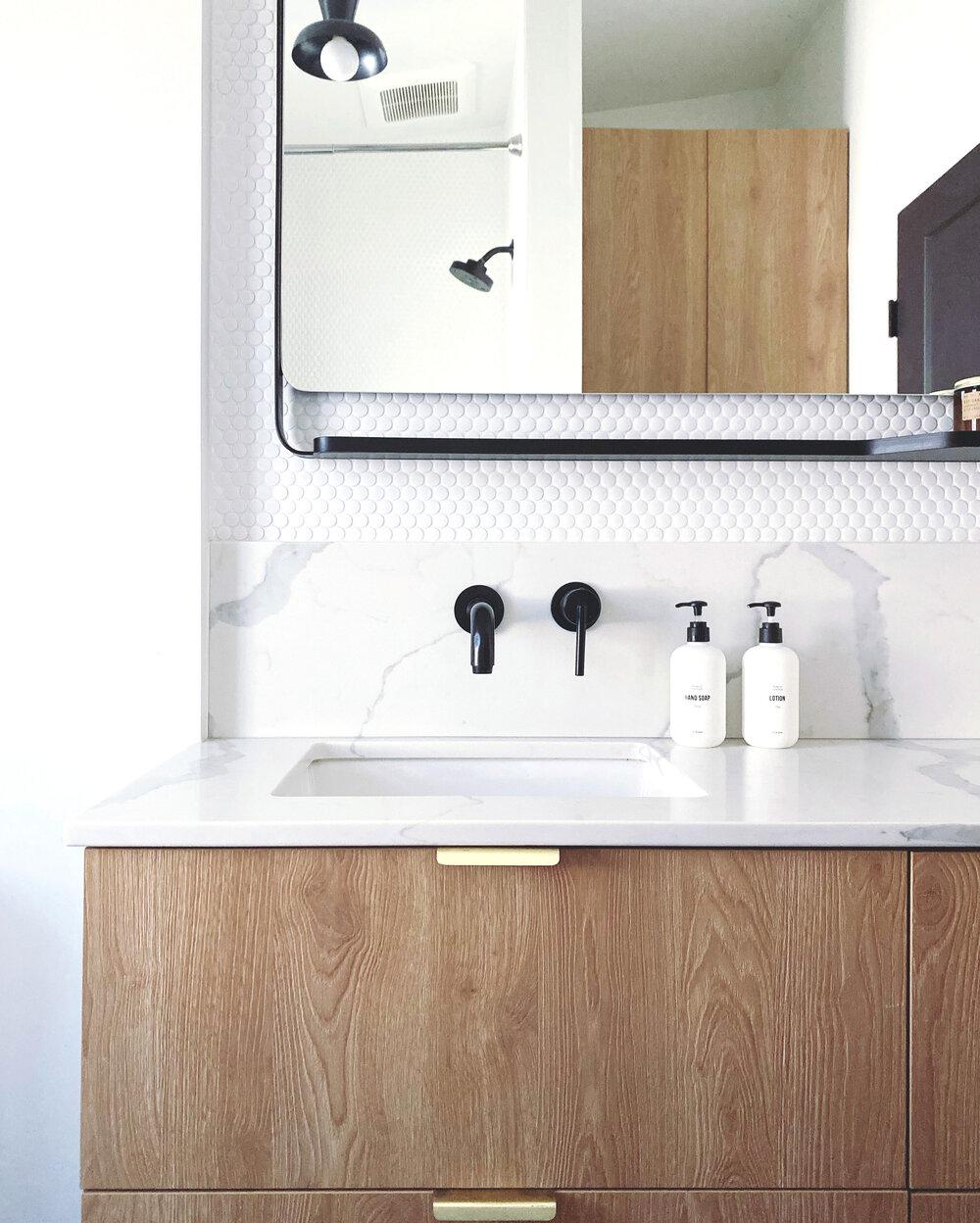 Customizing Ikea Godmorgon Vanity Its Leal Love