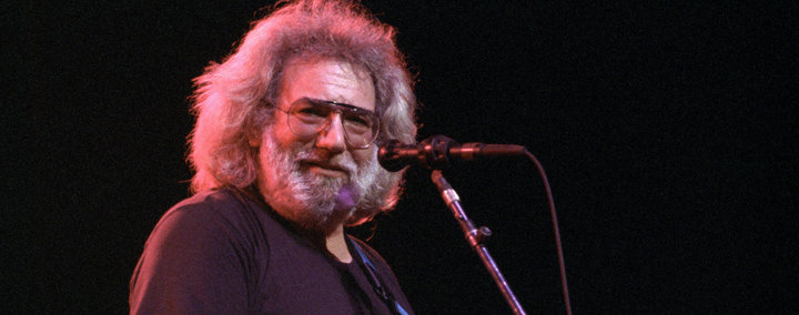 CLAYTON CALL VIA GETTY IMAGES  Rock icon Jerry Garcia of the Grateful Dead died 22 years ago.