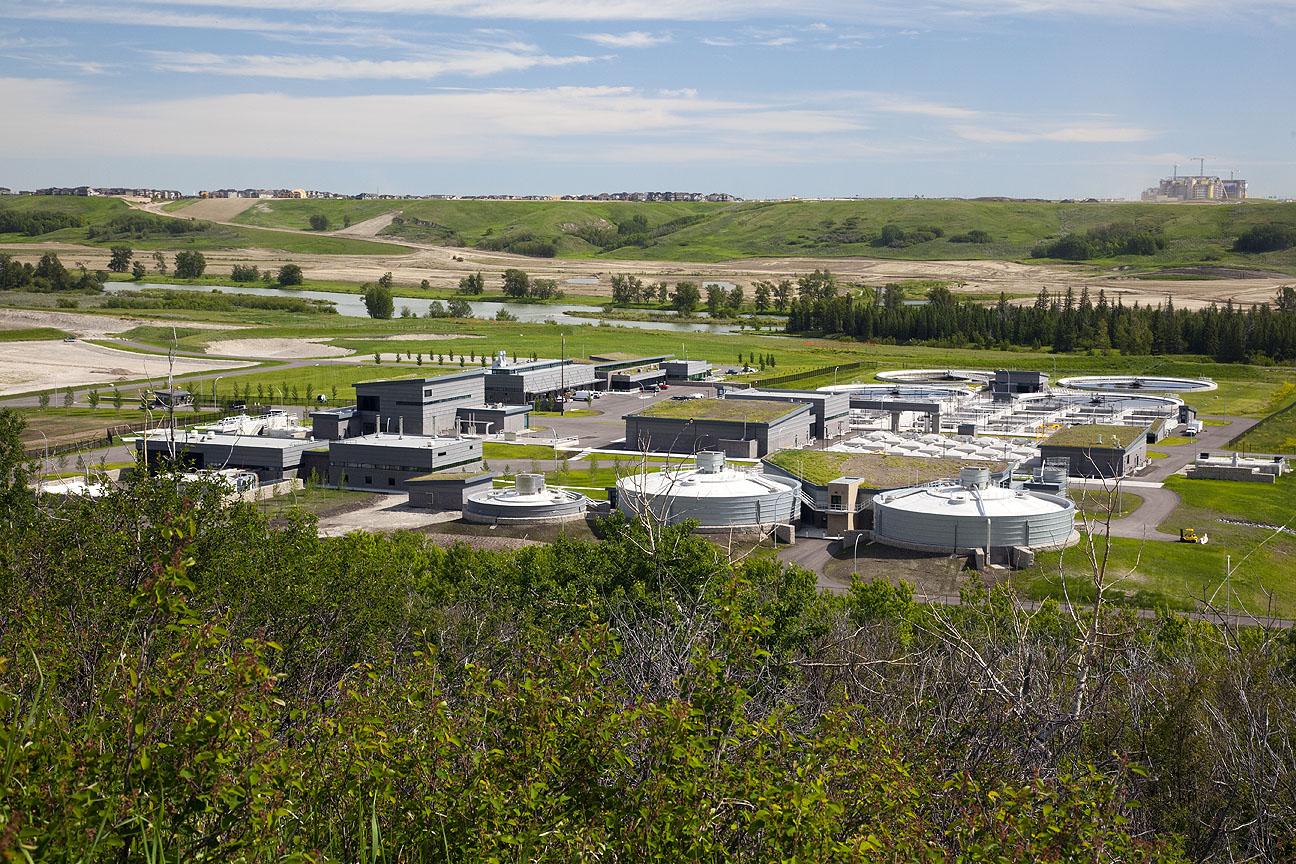 Pine Creek Wastewater Treatment Plant