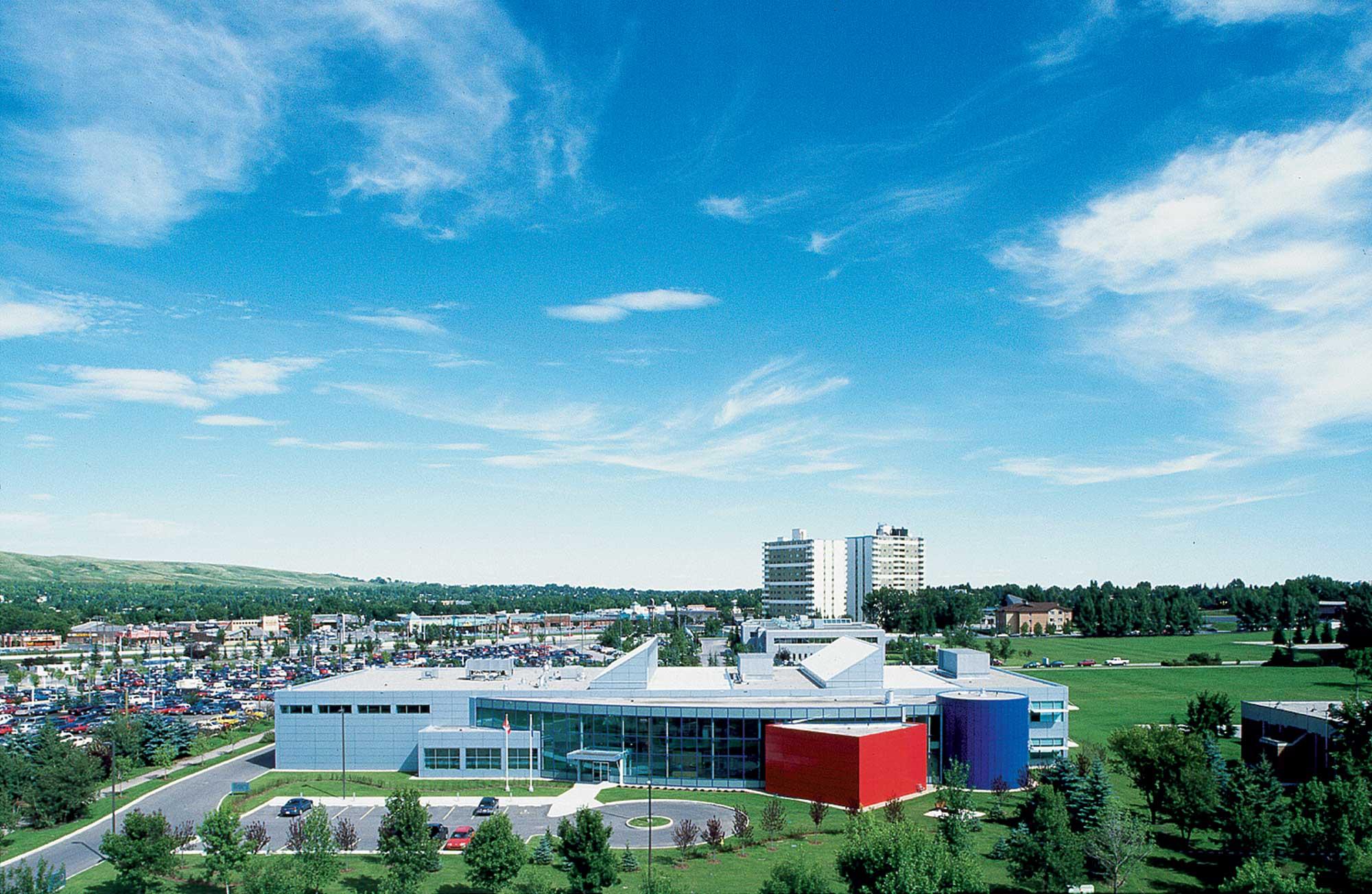 Alberta Research Council Calgary