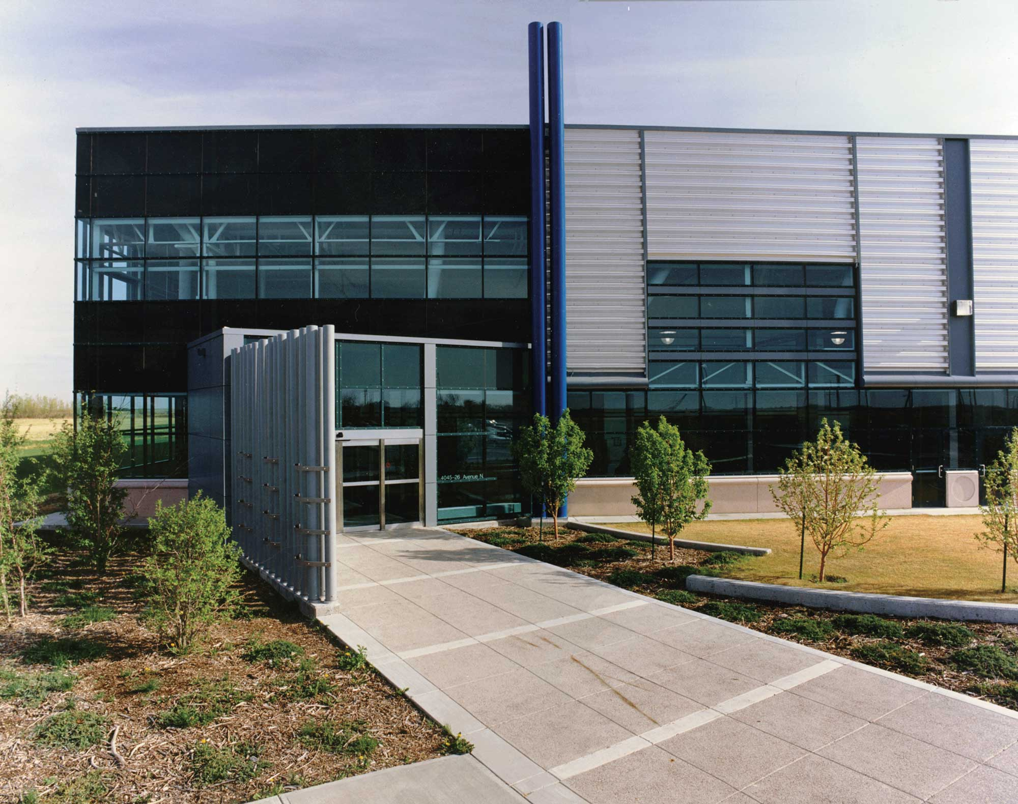 Pratt and Whitney Engine Assembly Plant
