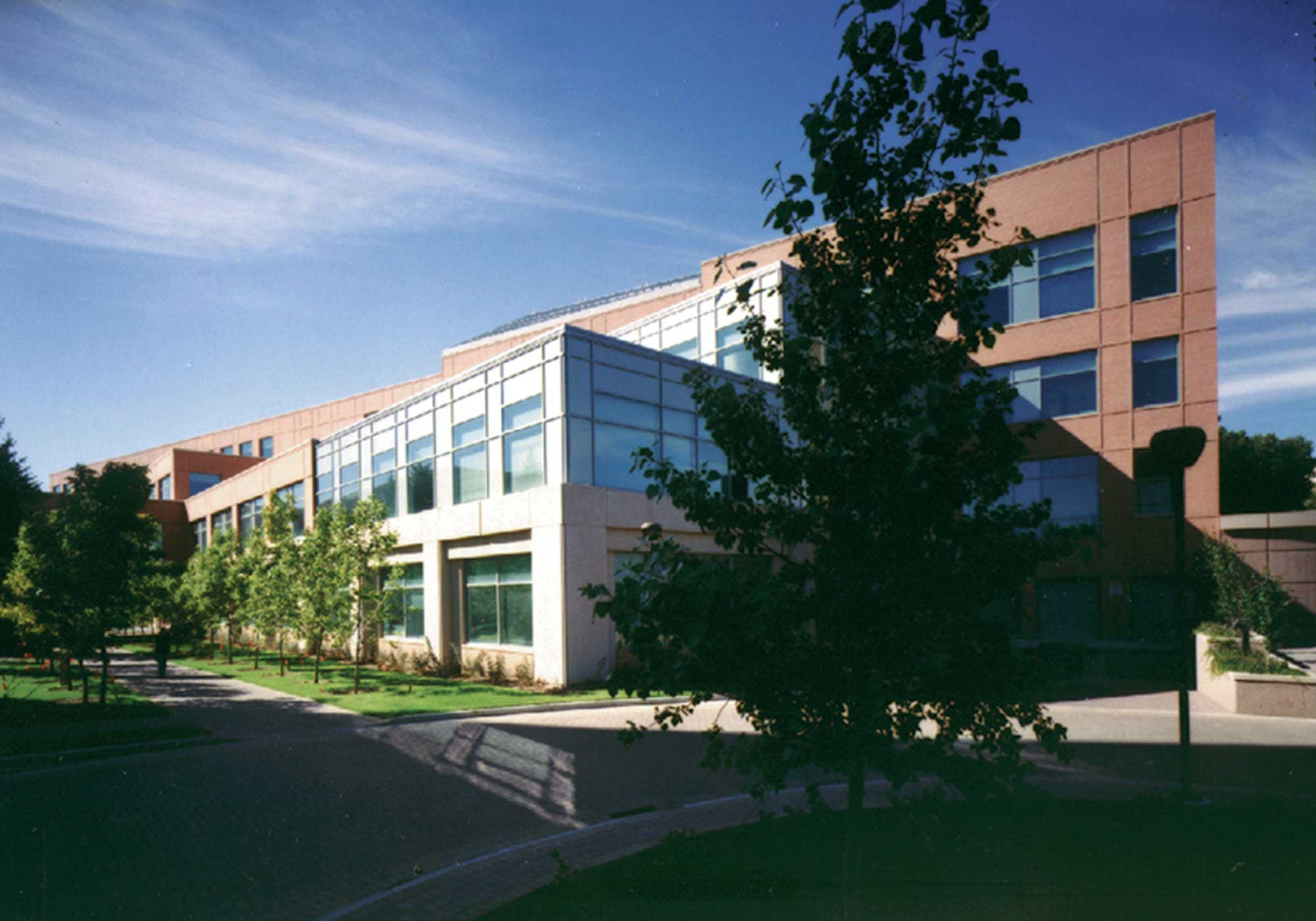 University of Calgary Professional Faculties Building