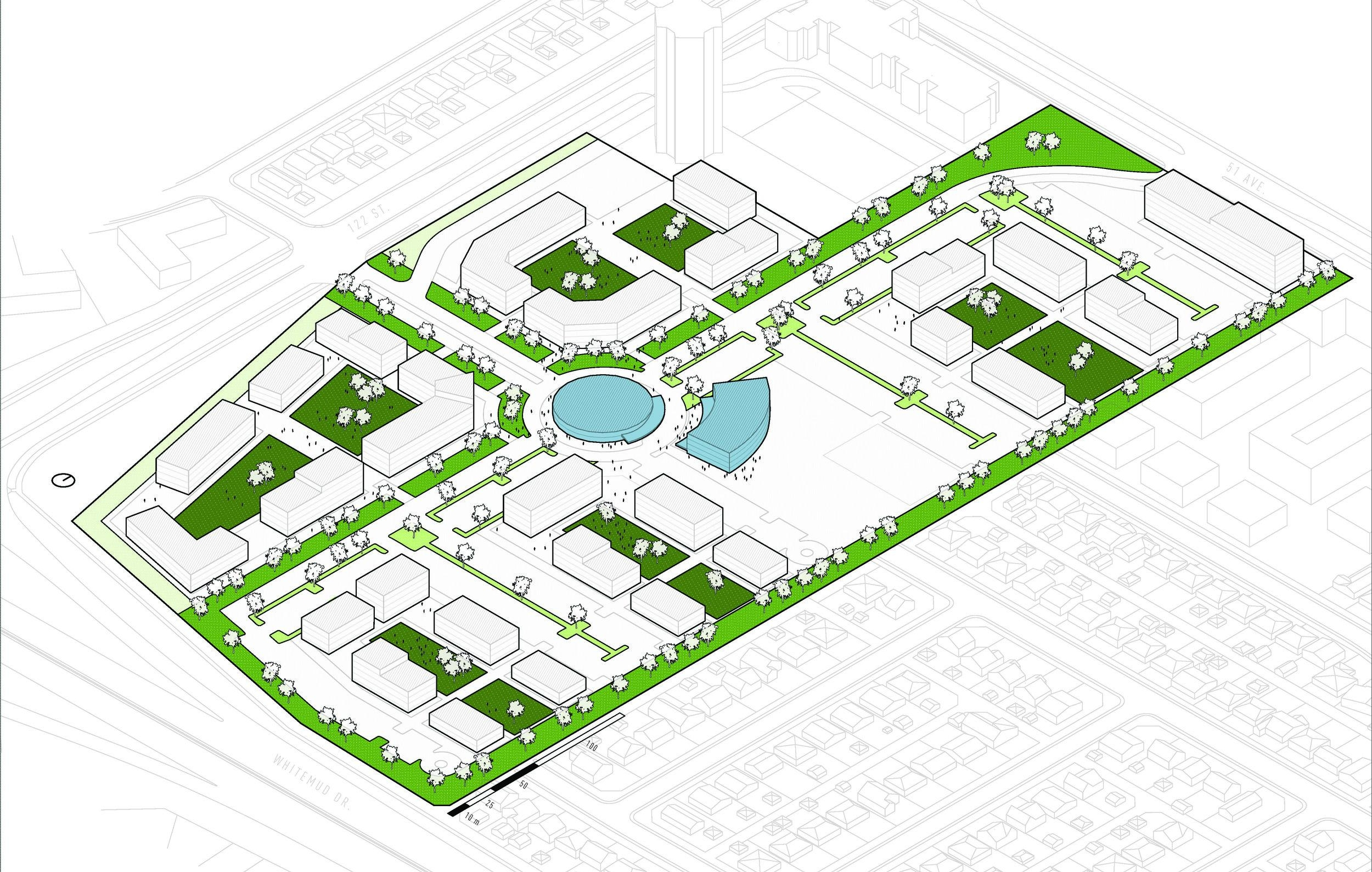 U of A Michener Park Sector Plan