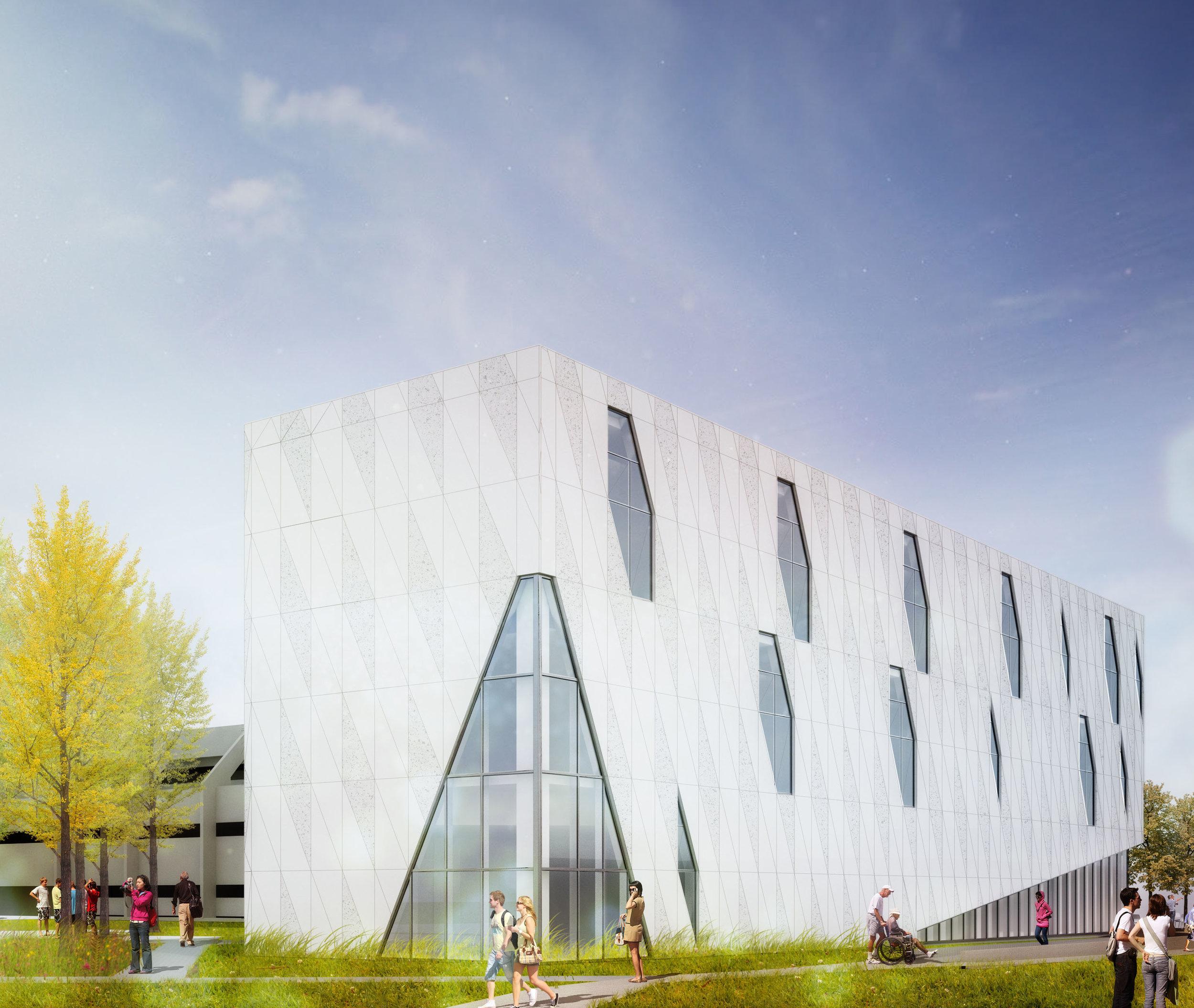 Okanagan College Health Sciences Centre
