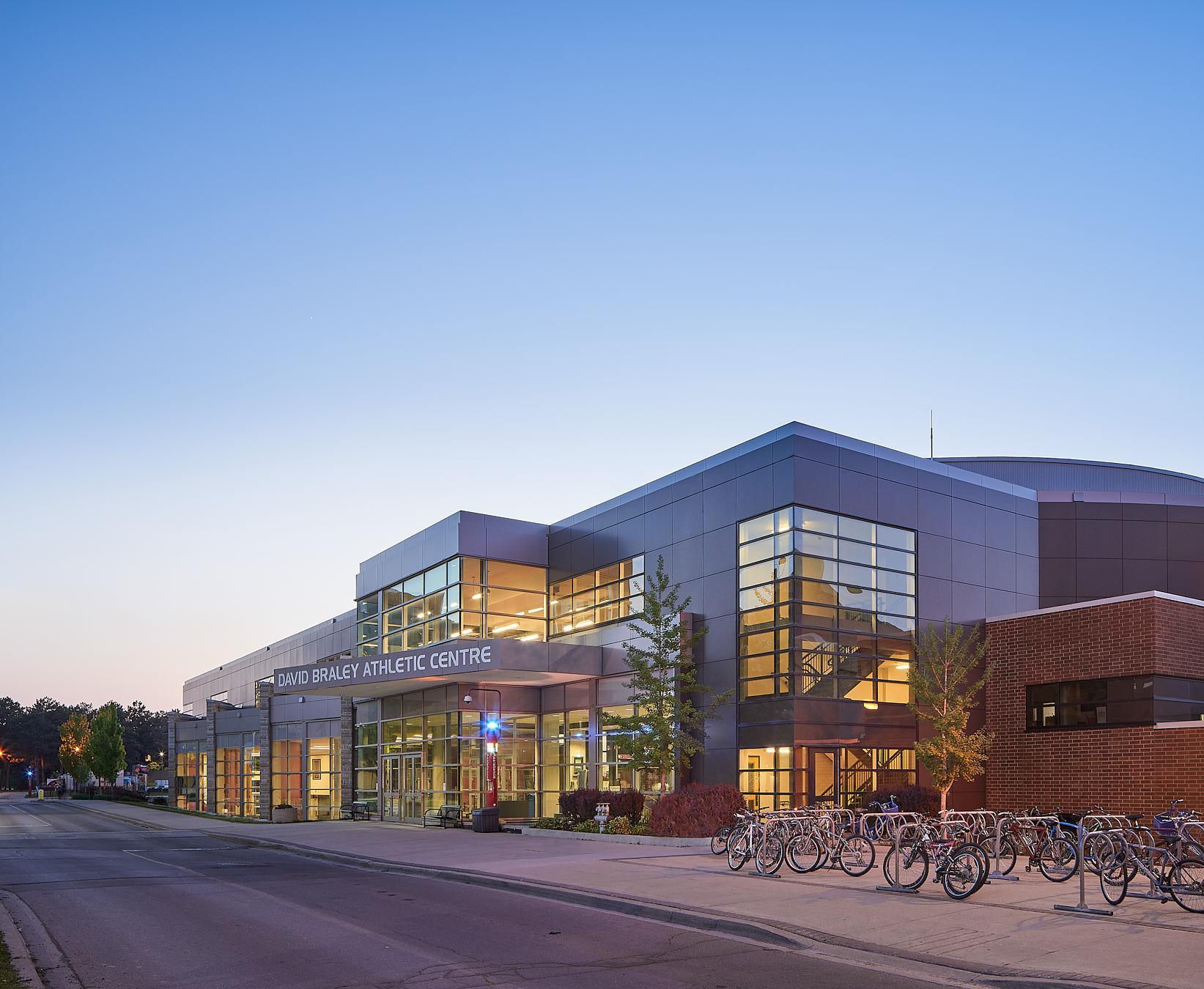 McMaster University - David Braley Athletics Centre