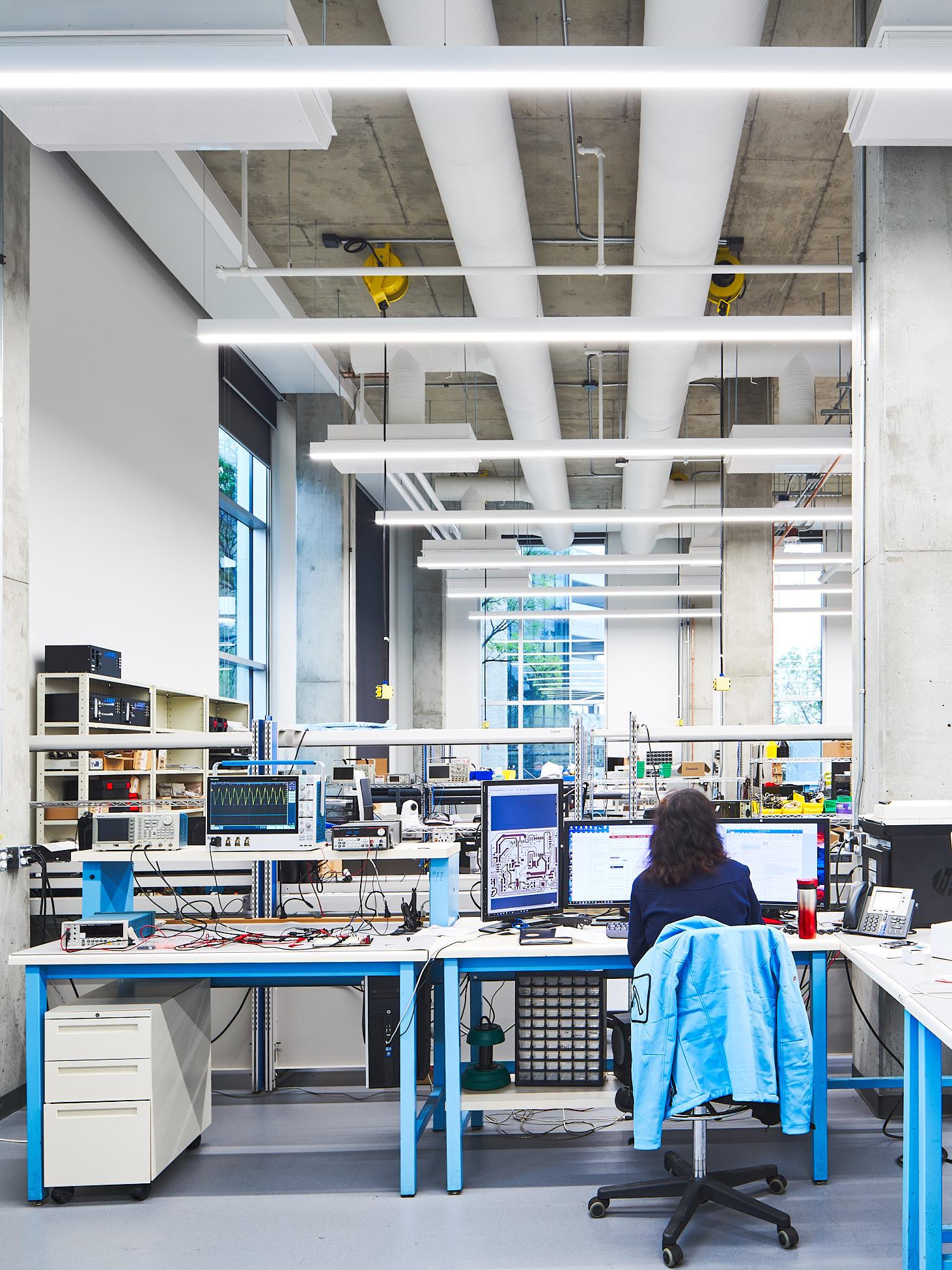 NAIT Productivity and Innovation Centre