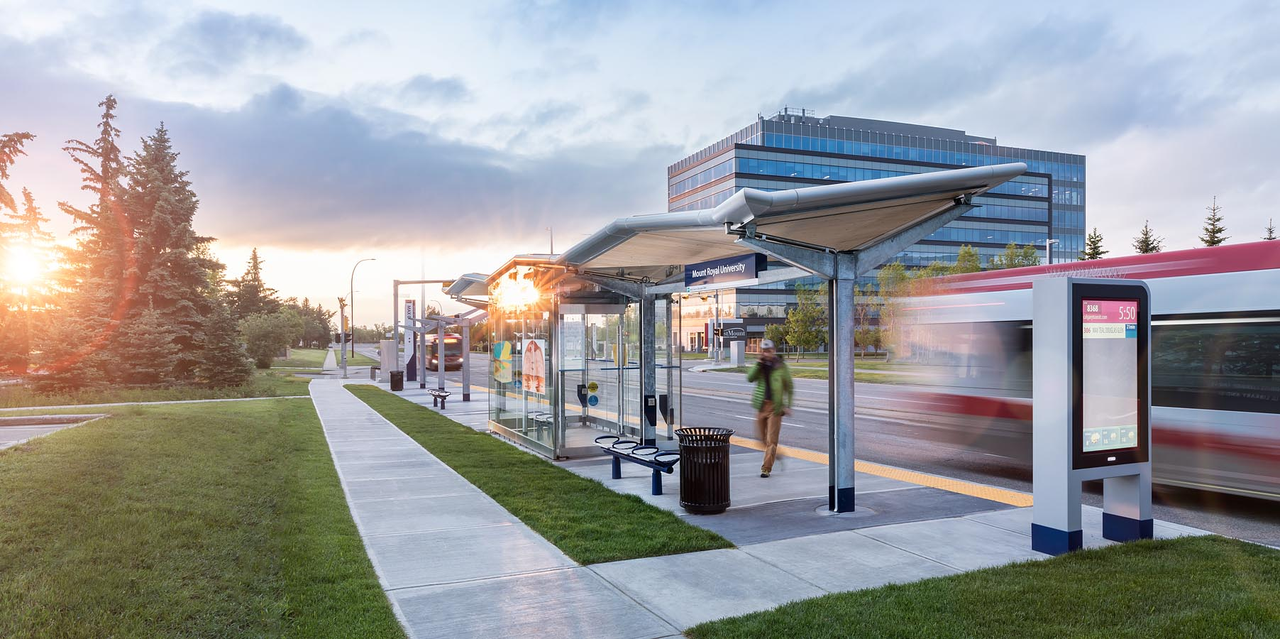 SOUTHEAST AND SOUTHWEST BUS RAPID TRANSIT -