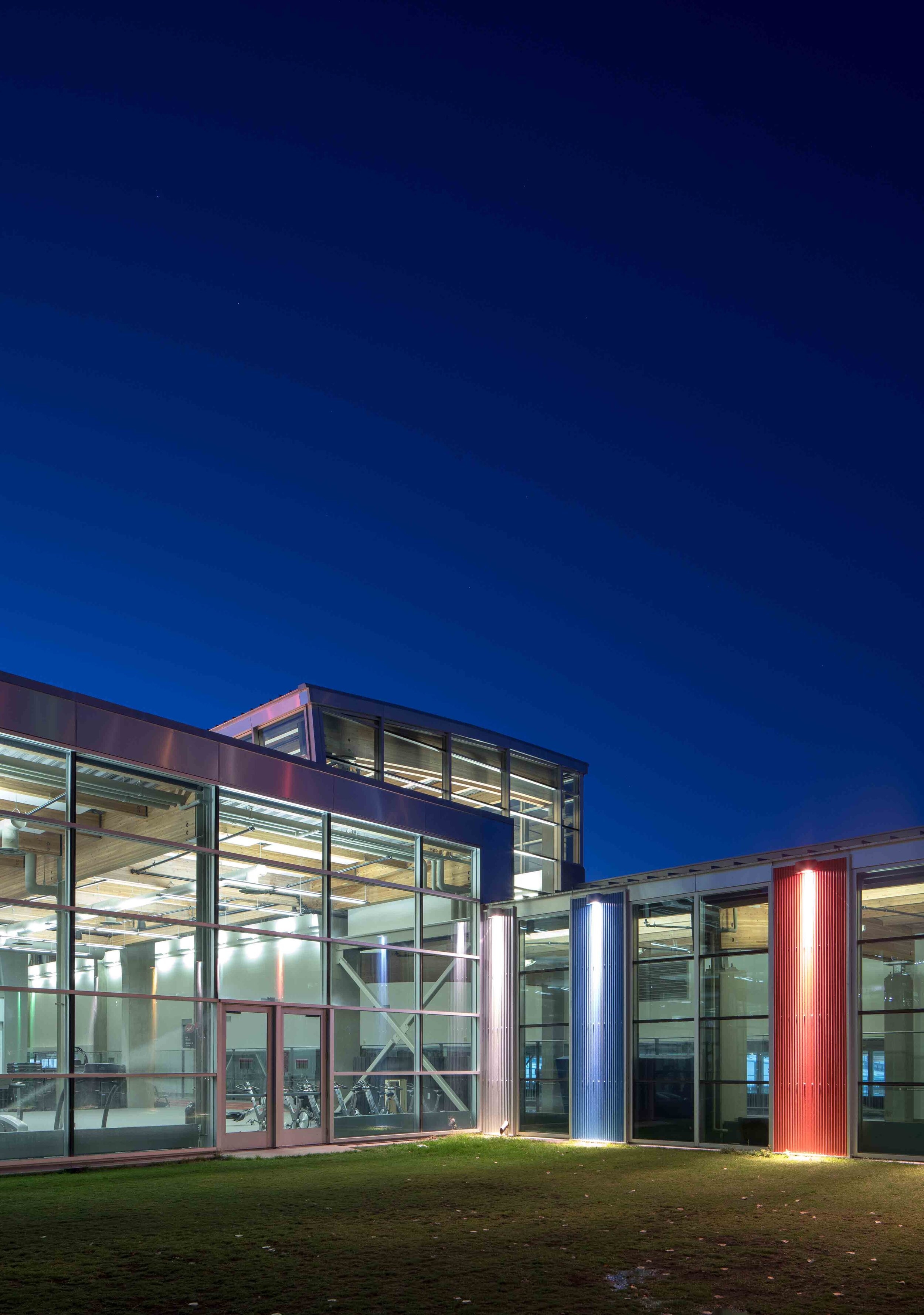 WinSport's Markin MacPhail Centre