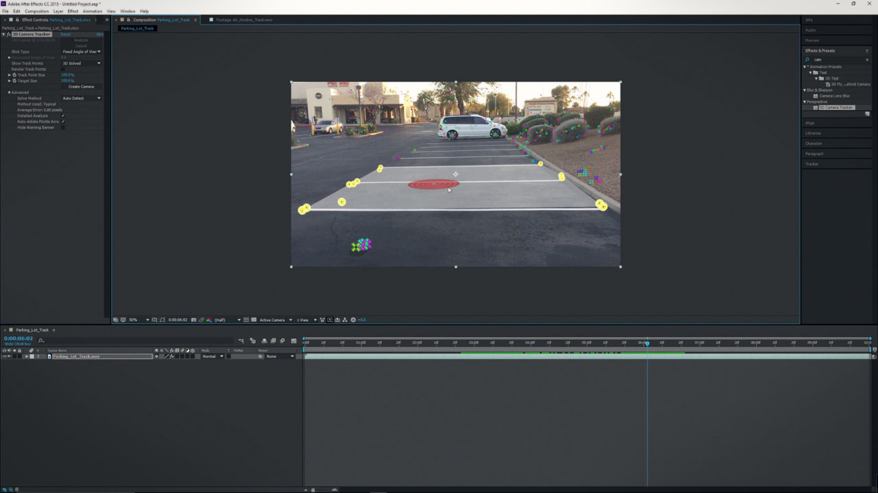 Episode 10 - VFX Composite Part 1