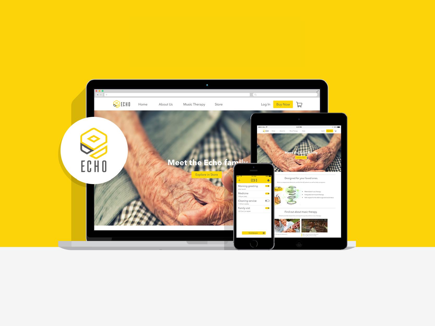 Brand Identity: Echo