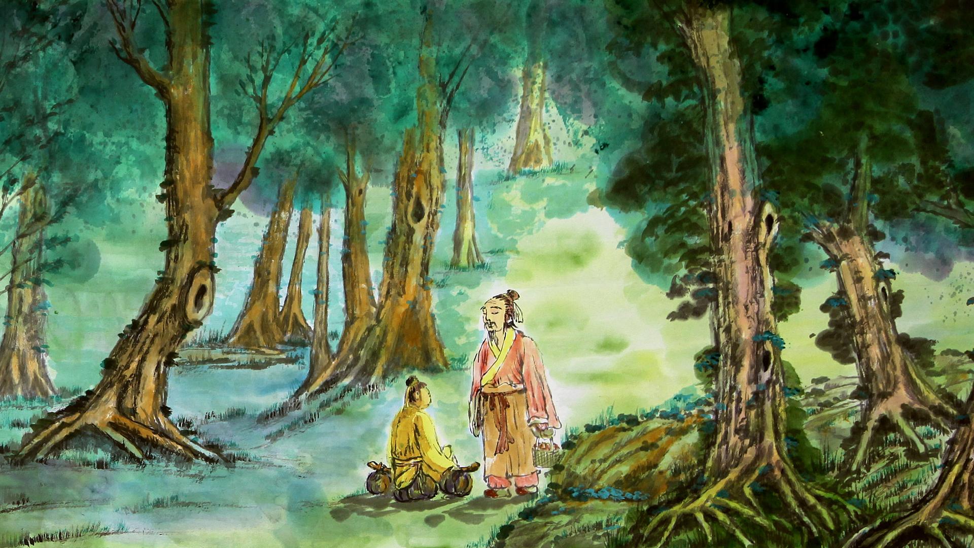 Forest of Rejuvenation by Chi-Jen Liu