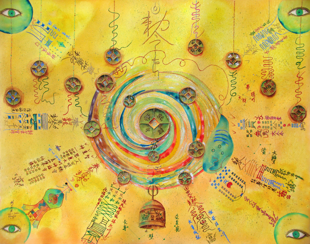 Multi-Dimensional Spiral of Fortune ·  Details