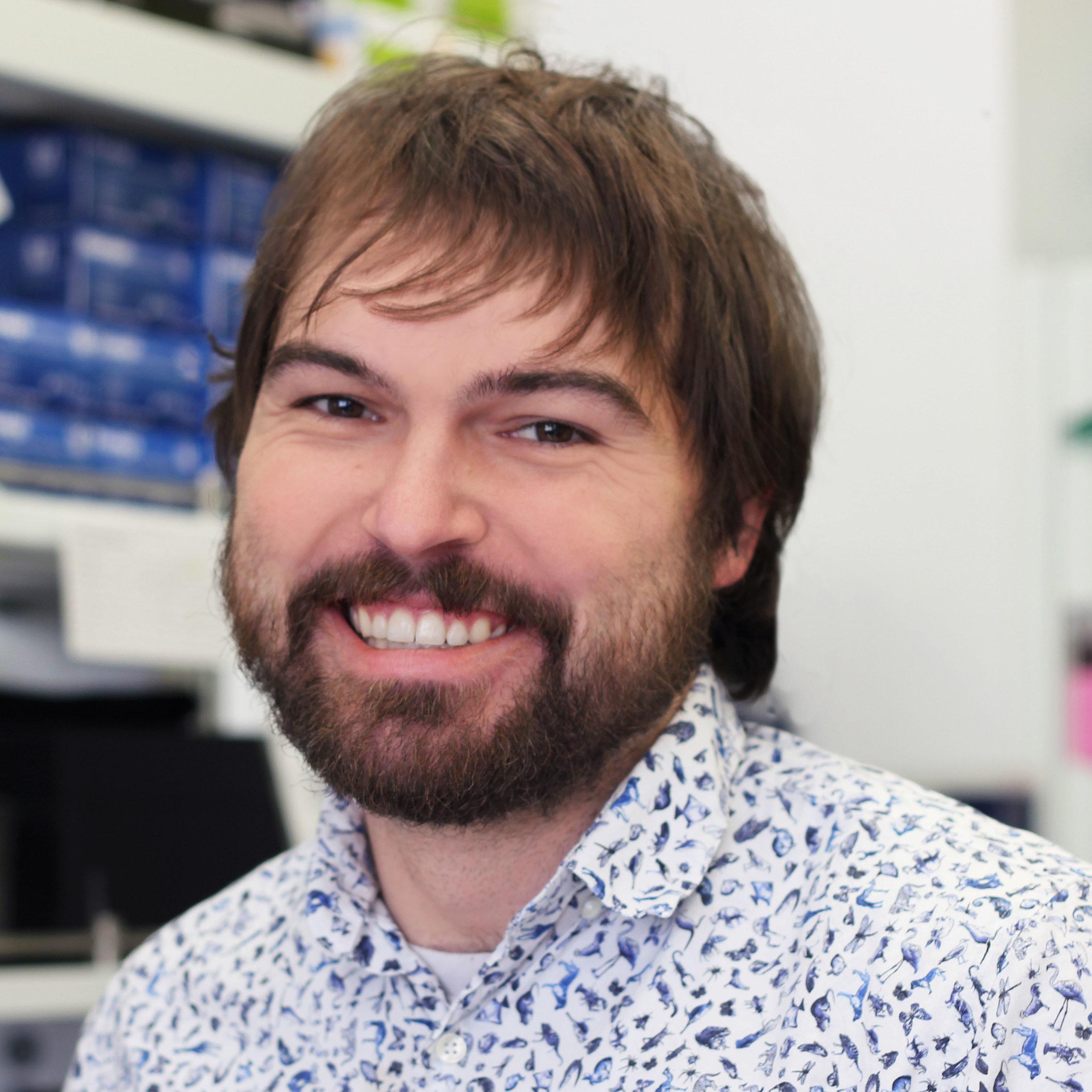 Kyle Smith, MS    Research Technician II   smithkb[at]wustl.edu