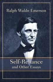 Ralph Waldo Emerson Self-Reliance