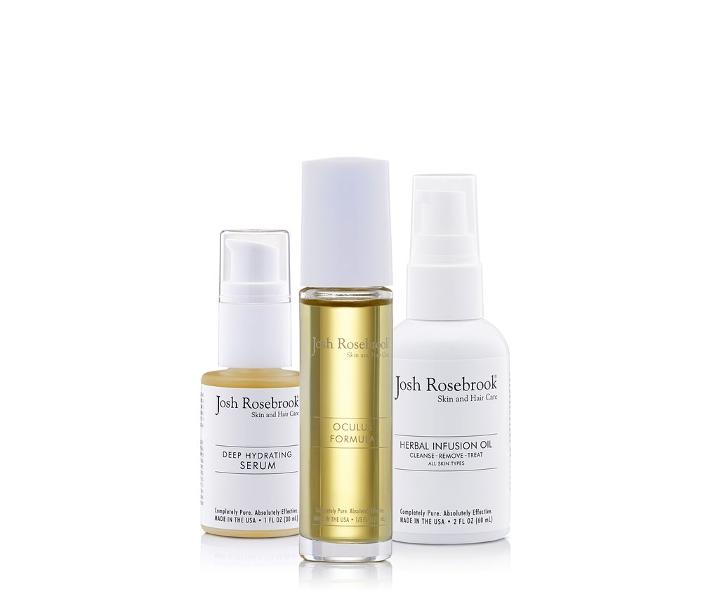 Josh Rosebrook Skin and Hair Care.