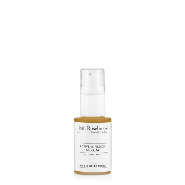 Organic marula and avocado oil based Active Infusion Serum by Josh Rosebrook