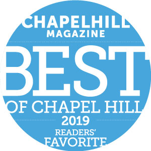 Thank you! - Cheers to everyone who voted! Monarch received Chapel Hill Magazine's Reader's Choice awards for Best Spa and Best Waxing.