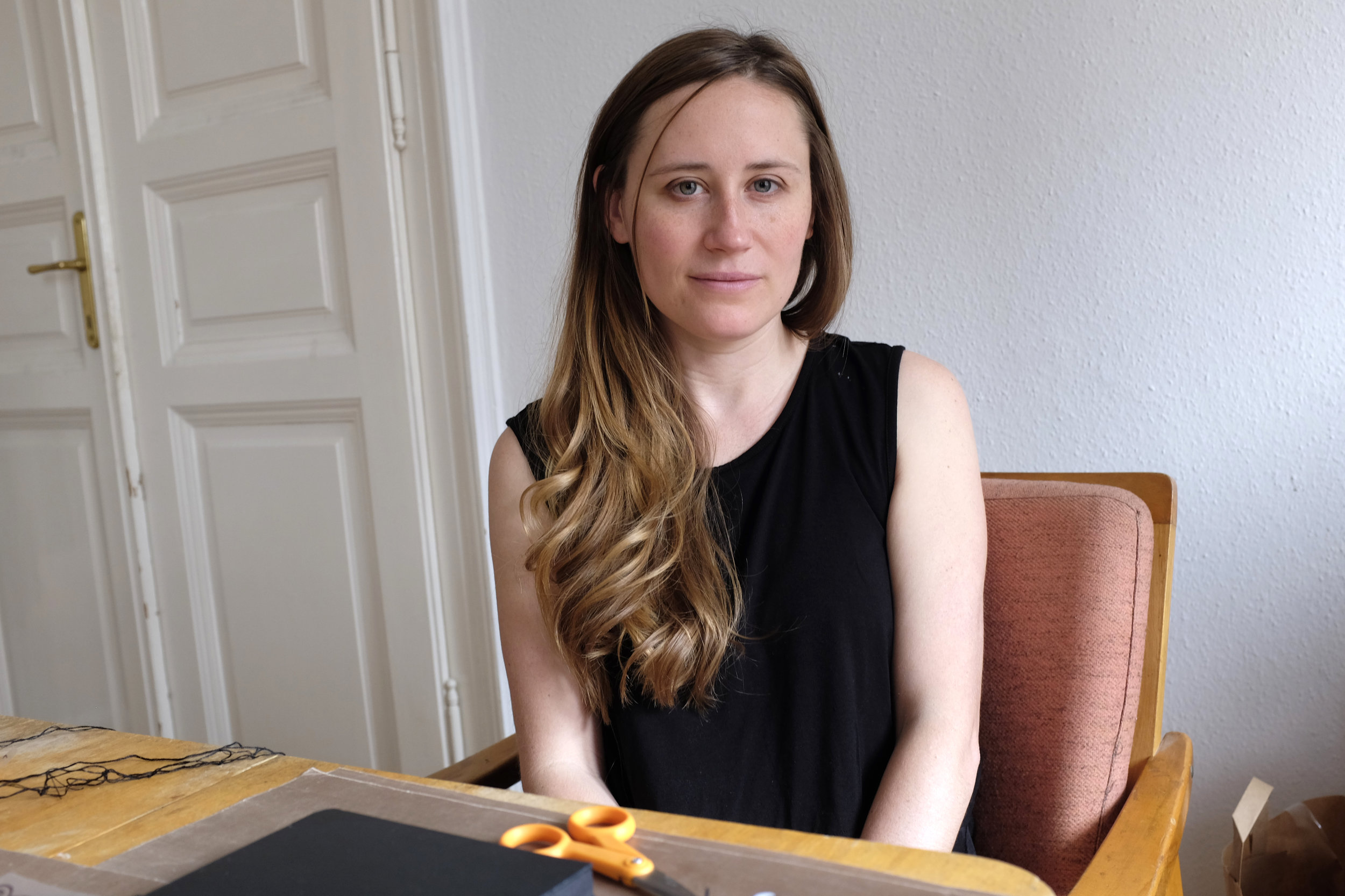 Heather Beardsley    Heather Beardsley received her MFA from the School of the Art Institute of Chicago in Fibers and Material Studies in 2015, a Post-Baccalaureate Certificate in Fine Arts from Maryland Institute College of Art in 2012, and a BA in History and Art from the University of Virginia in 2009. Following her MFA, Heather was granted a Fulbright Scholarship for Installation Art in Vienna, Austria.   More