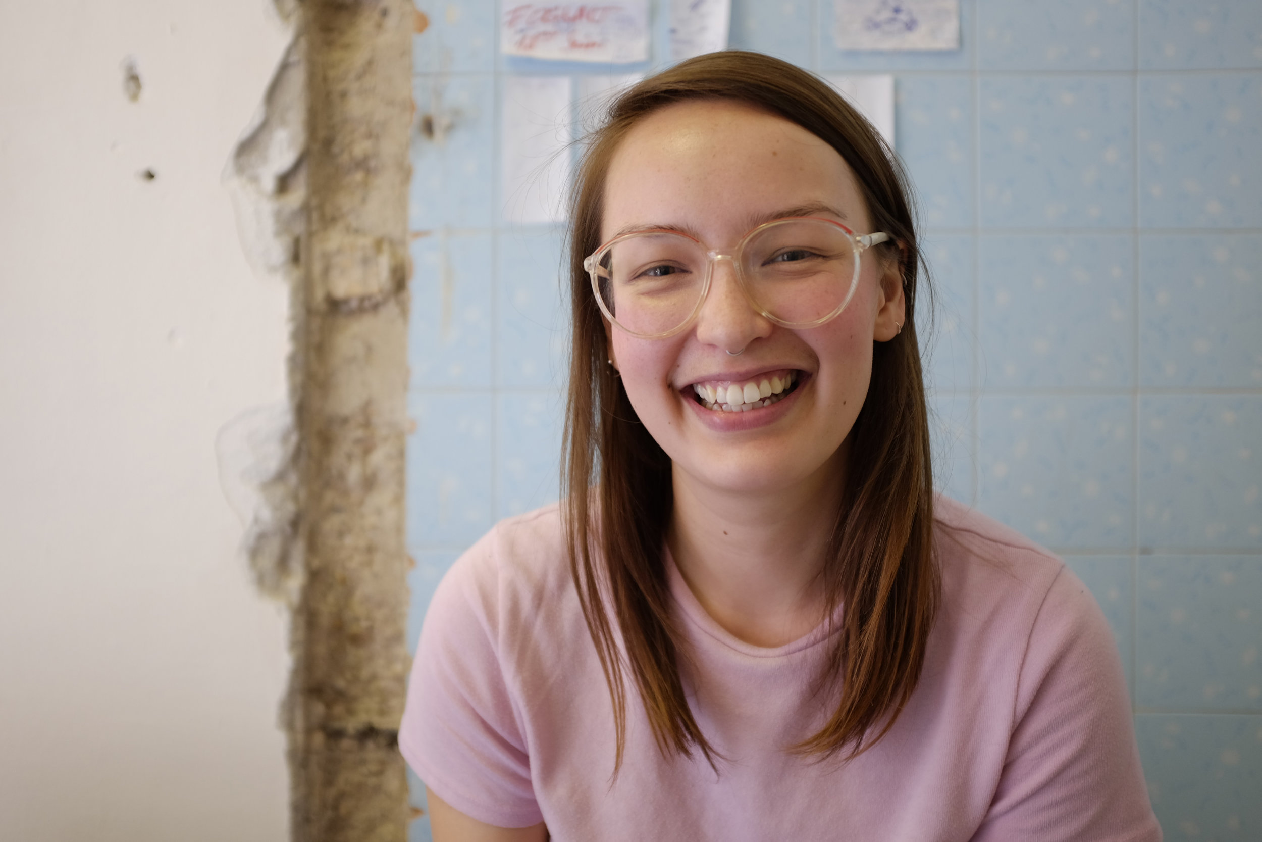 Hannah Lau-Walker   Hannah is a London based animator who works for a range of commercial projects. During the residency she has been introduced to the world of printmaking and has been focussed on developing her storytelling skills.   More
