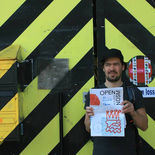 Ricsi Orosz is a painter, printmaker, designer, and founding member of 1000% street art collective and Vulkan studio. As a printmaker, he works primarily with silkscreen and holds the print-focussed workshops.   Scenic Artist Group