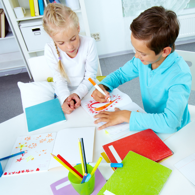 Our Services - At Lil' Eggheads, we provide educational services that go beyond the traditional scope of tutoring. We are mental health professionals and educators — think of us as education interventionists. In addition to test preparation, academic concepts, and homework help, we focus on helping kids become more confident, creative, and well adjusted.