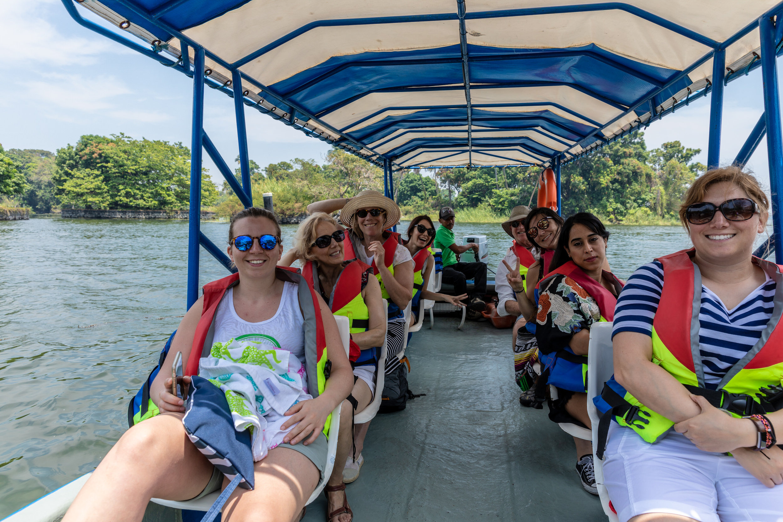 Day 4: Isletas de Granada boat tour