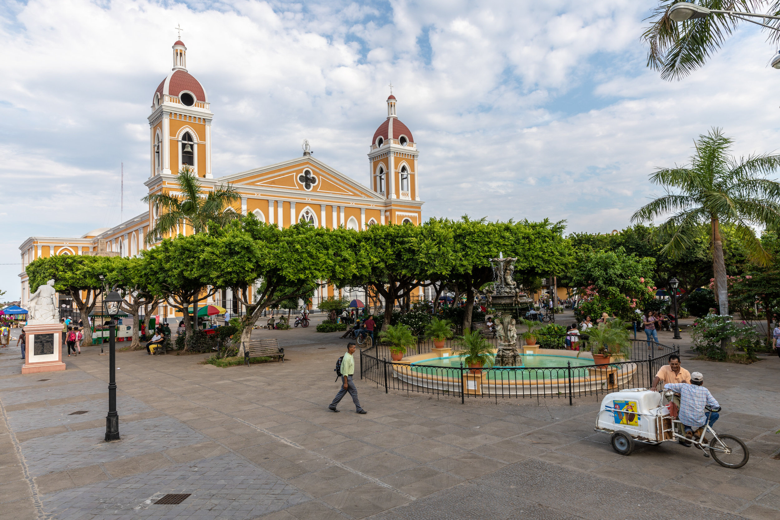 Day 4: Granada City Tour