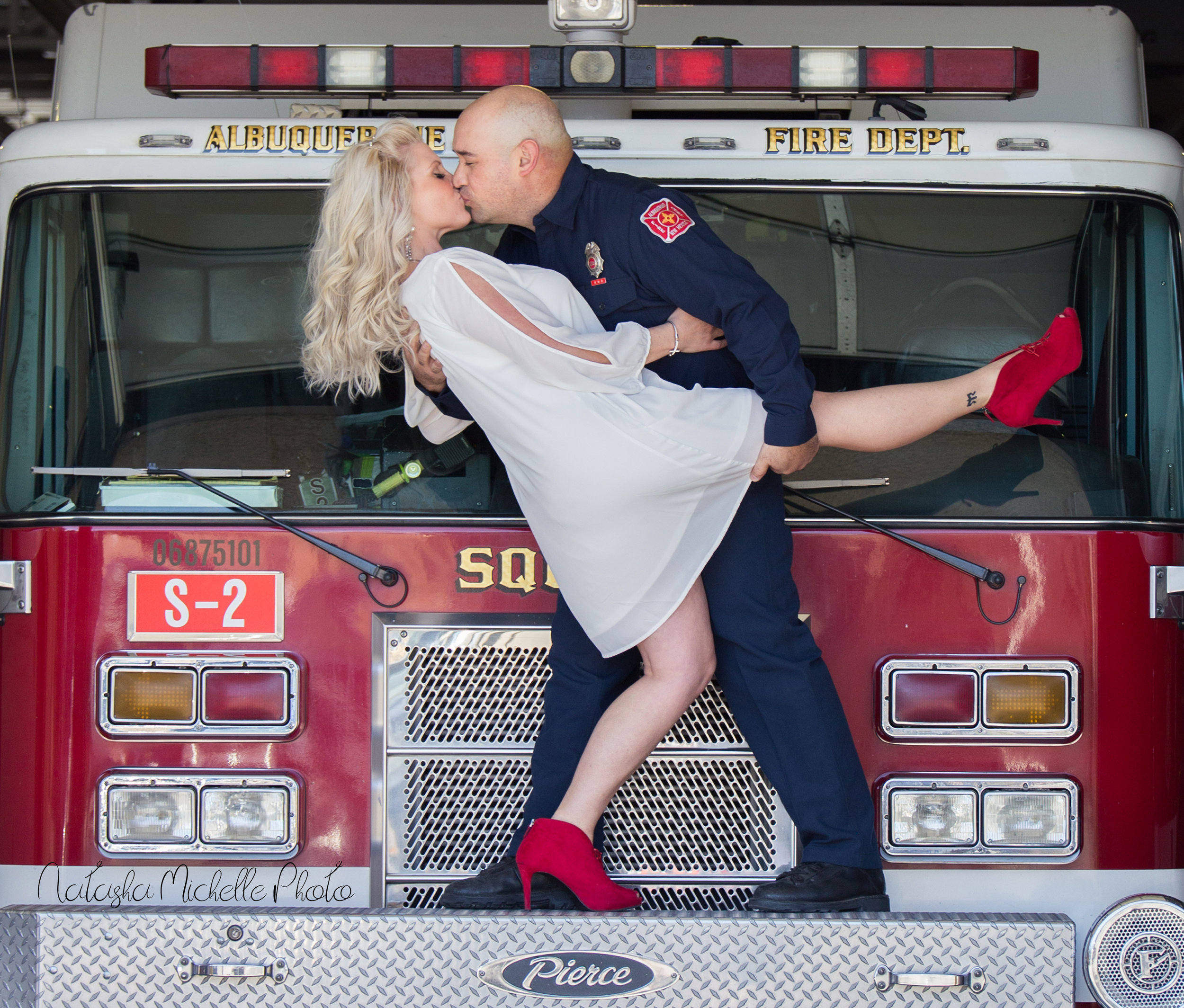 Albuquerque Fire Station Engagement