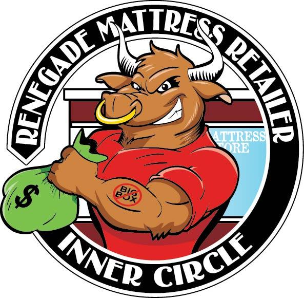 Co-founder of the Renegade Mattress Retailer Inner Circle