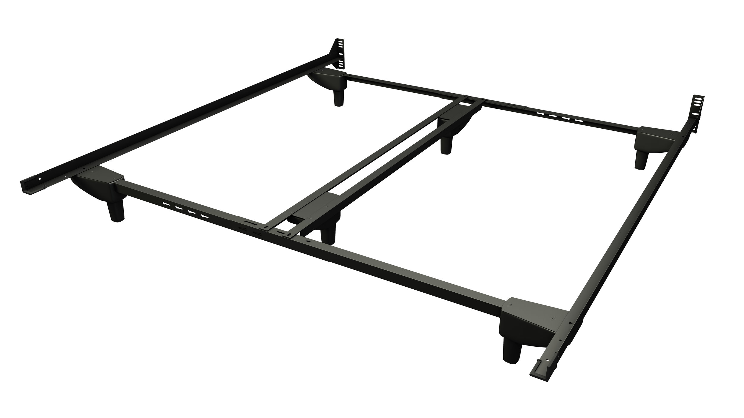 The Balance bed frame