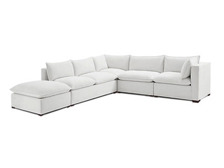 5 Piece Modular Sofa from TFS