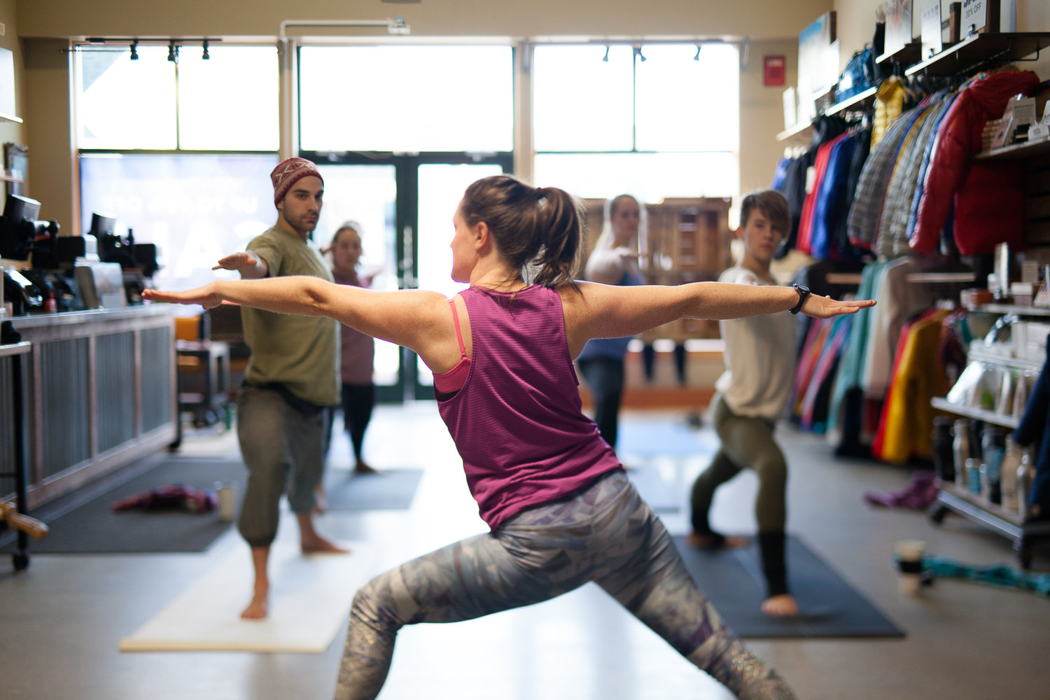Workplace Yoga Classes Forever Wild Yoga