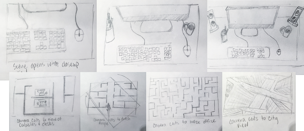 Storyboard Ideation