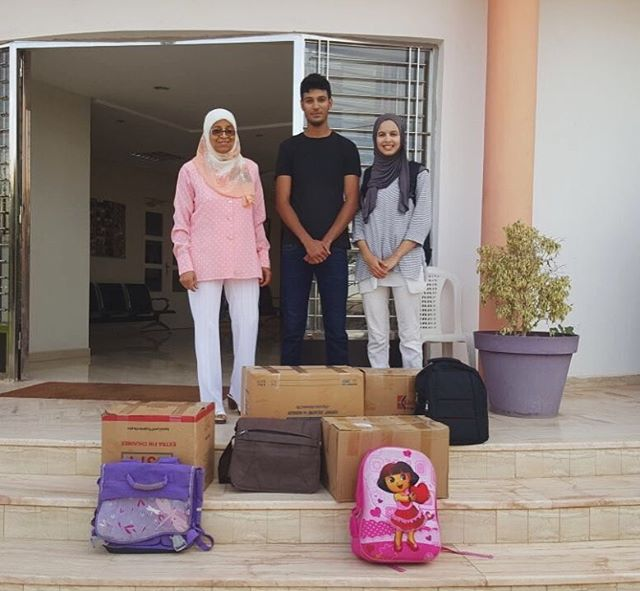 Collection update from TOSS Morocco 📚✏️
