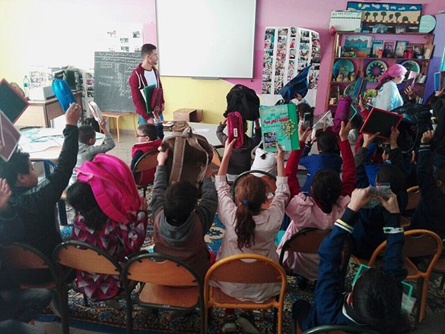 Incredibly excited to announce a successful first supply delivery to The Ajial Alhouda School in Agadir, Morocco. Special thanks to Zahra Ketoun, lead coordinator of TOSS Morocco, for making this possible.