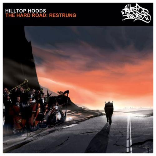 The Hard Road Restrung - Hilltop Hoods.  Orchestral Arrangements by Jamie Messenger