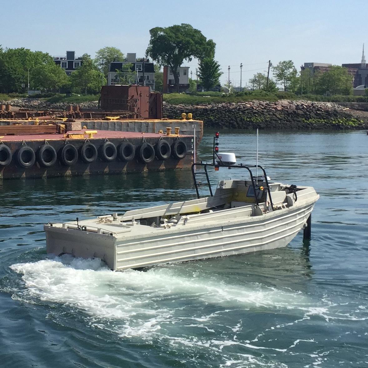 SEA MACHINES PROTOTYPE
