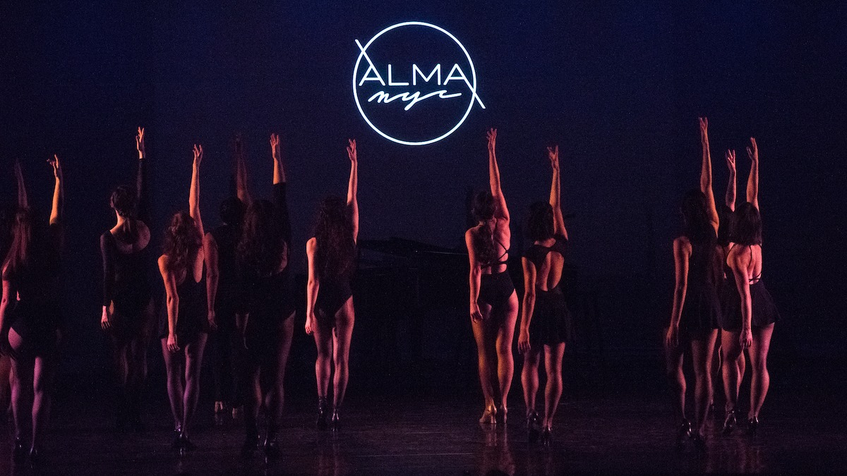 logo design | ALMA NYC