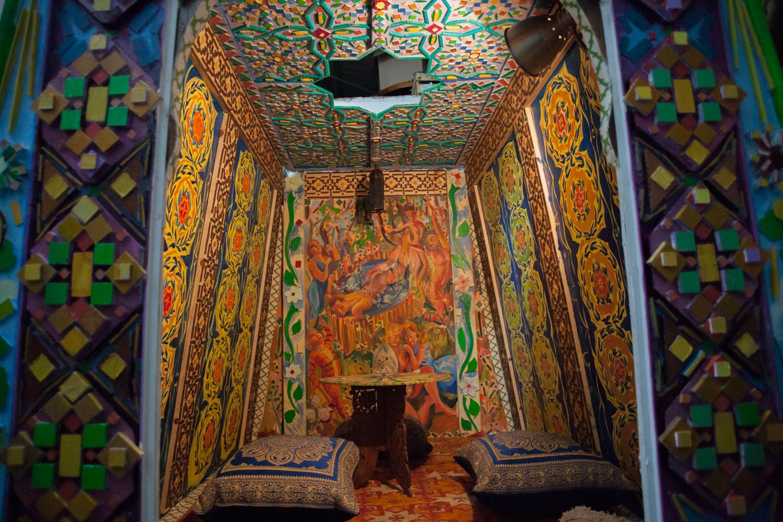 Dar Shez Riff (interior)