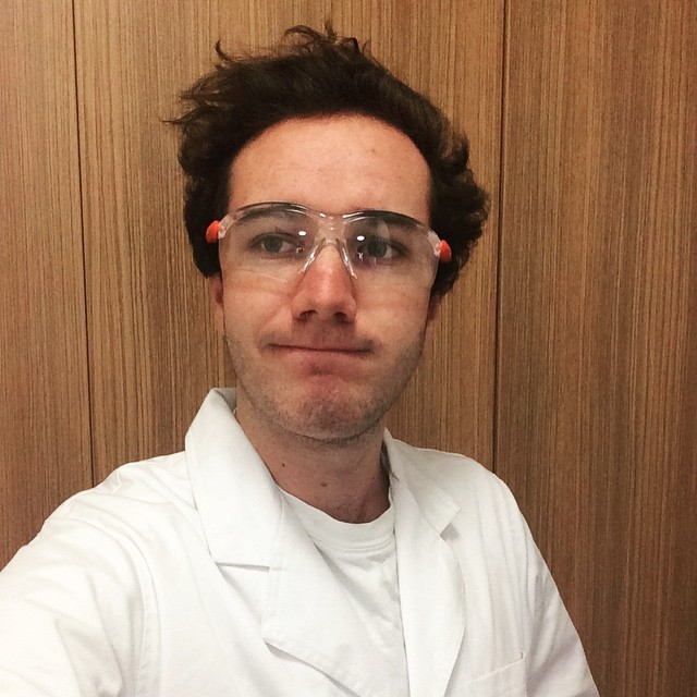 """""""I love being surrounded by a close group of students all keen to lead the way in innovation and technology"""" - Harry, Bachelor of Medical Science"""