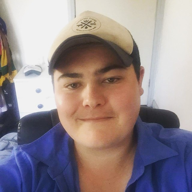 """""""I am passionate about agriculture because there is no other field like it that human kind relies on so heavily. I can also get away with wearing work shorts and footy shorts to class"""" - Davo, Bachelor of Science in Agriculture"""