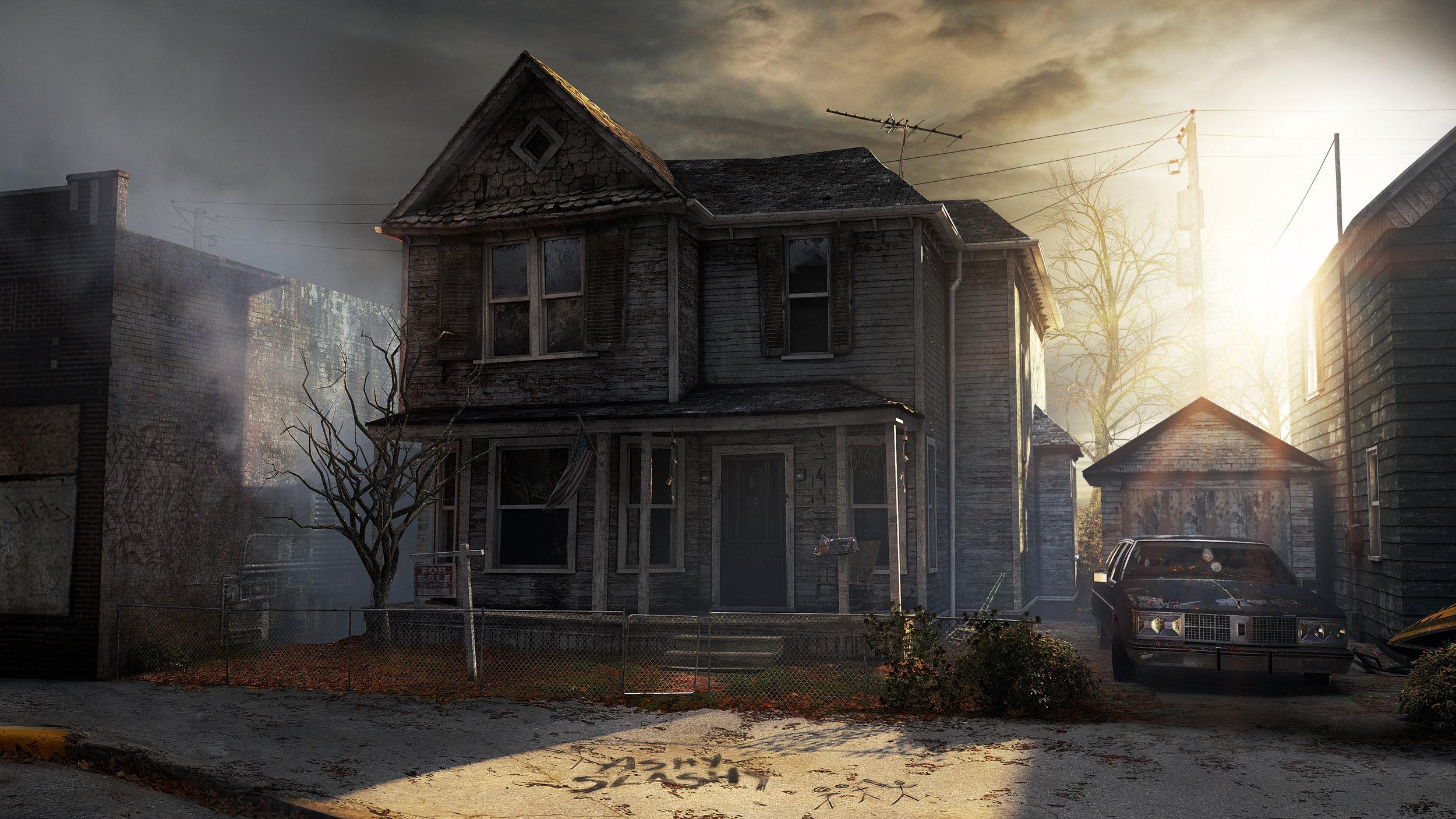 Brocks House AVED