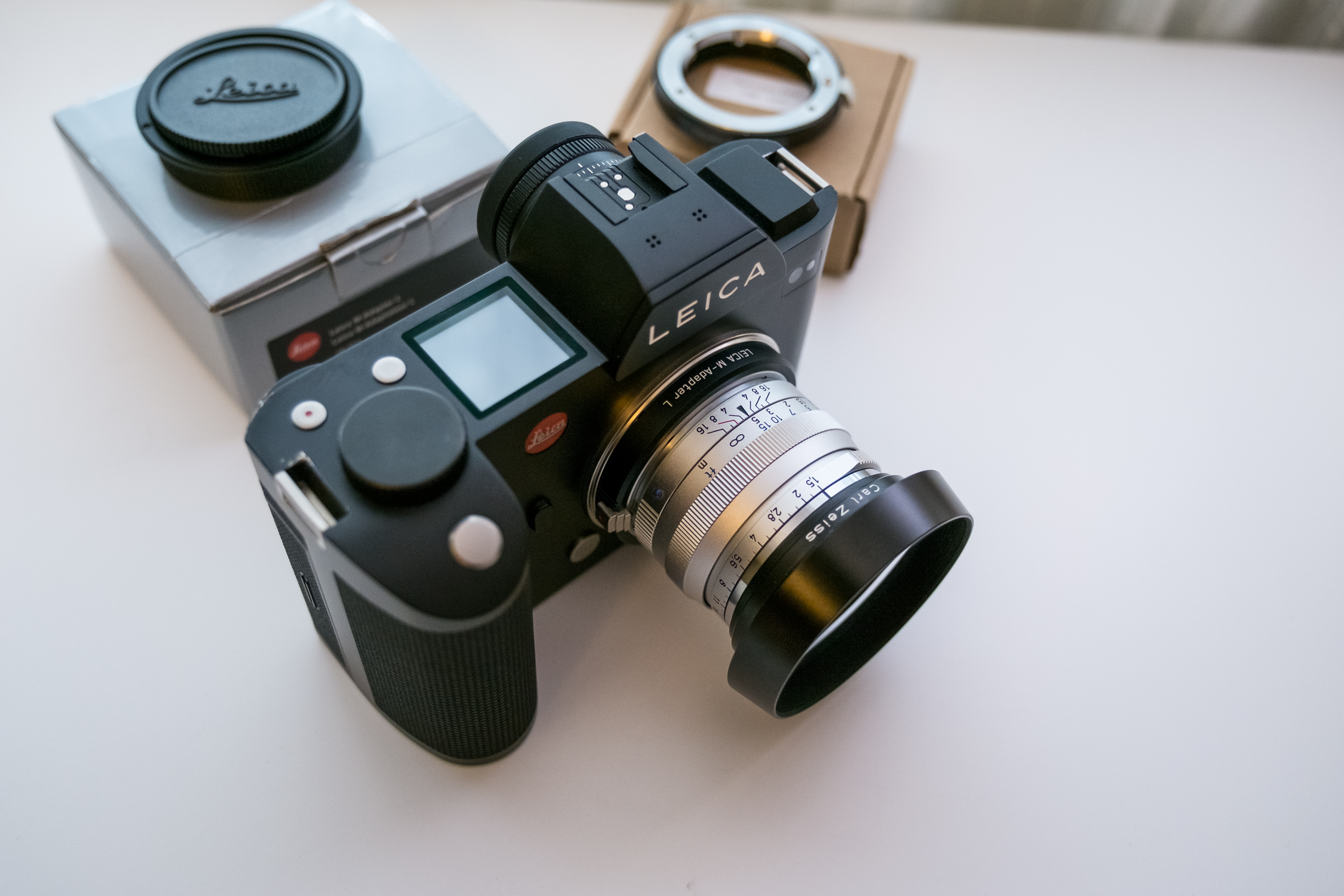 Leica M-Mount to L