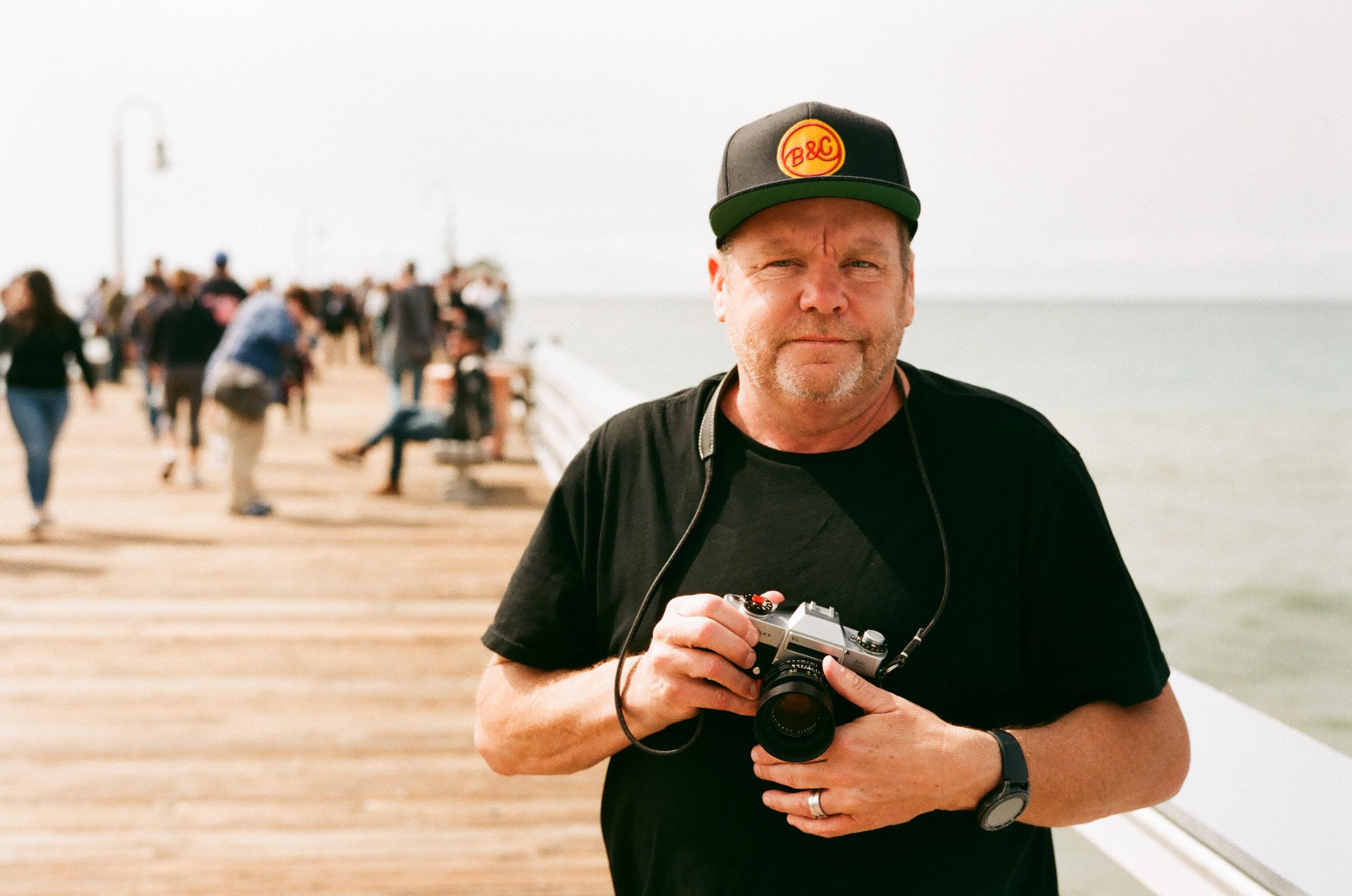 Ultron on Leica M6 on IRO200
