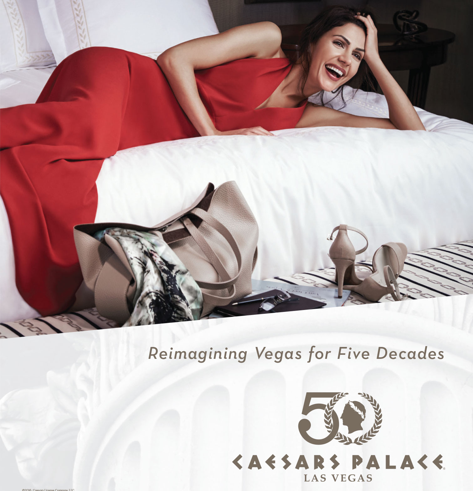 Caesars 50th Anniversary