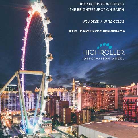 HighRoller Observation Wheel