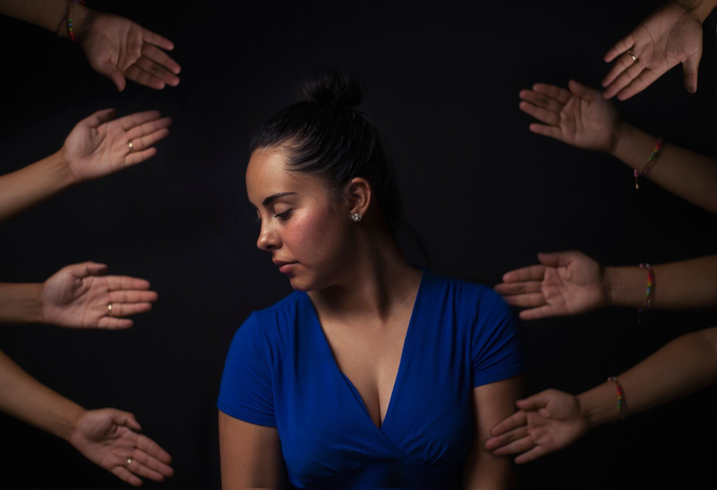 Chelsea Crow, Female Trauma Therapist