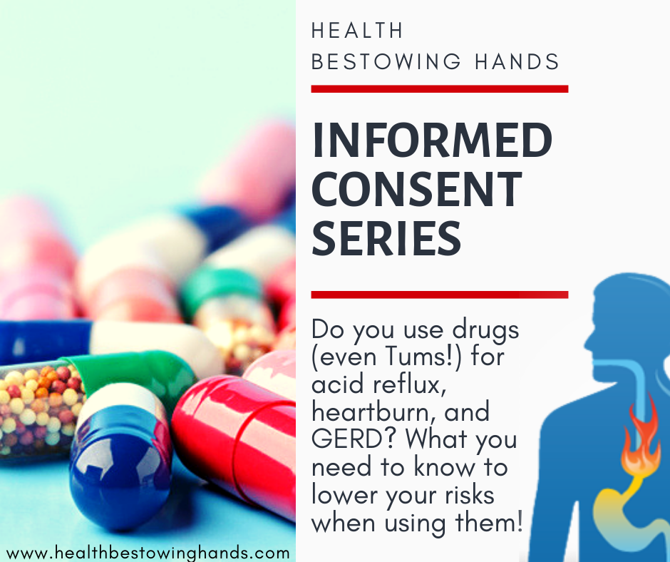 Informed Consent focuses on giving you the information to make the best choices for your health while using over the counter and prescribed drugs..