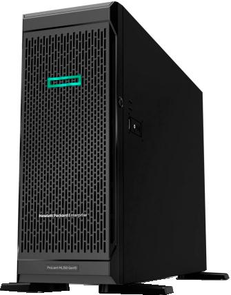 ML350 G10 - (877621-001)30 a 250 USUARIOSIntel Xeon-S 4110 8-Core (2.10GHz 11MB)16GB (1 x 16GB)PC4-2666V-R DDR4 2666MHz RDIMM 8 x Hot Plug 2.3 años de garantía