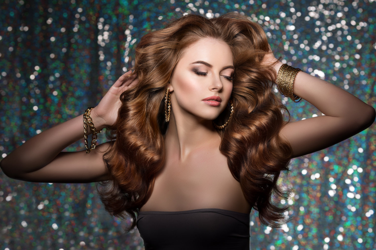 Be as bold as your blowout